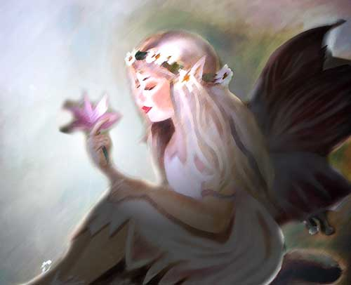 The Problem with Fairies by Crystalee Calderwood